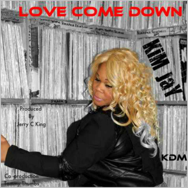 Kim Jay : Love Come Down