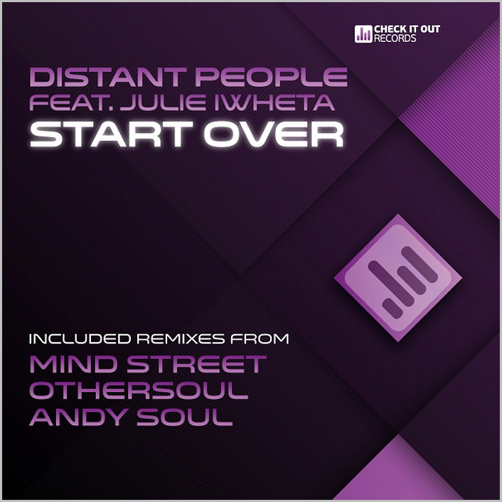 Distant People feat. Julie Iwheta : Start Over