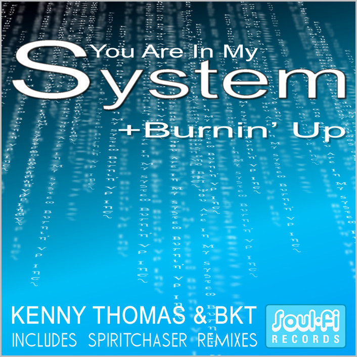 Kenny Thomas & BKT : You Are In My System