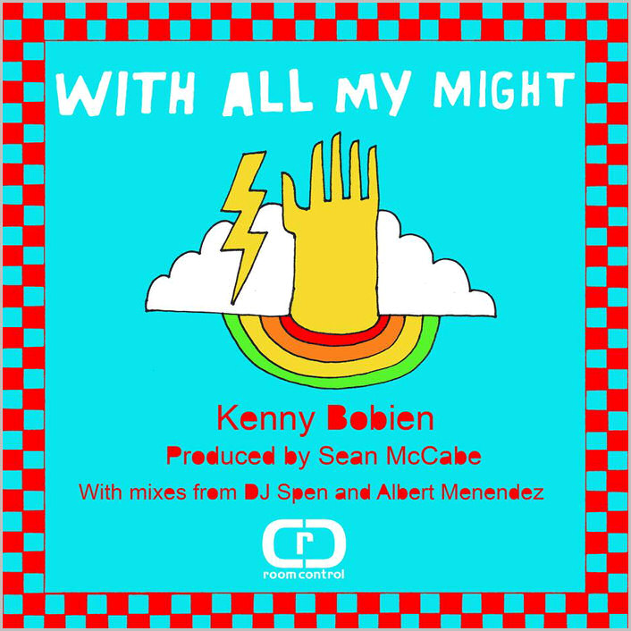 Kenny Bobien : With All My Might