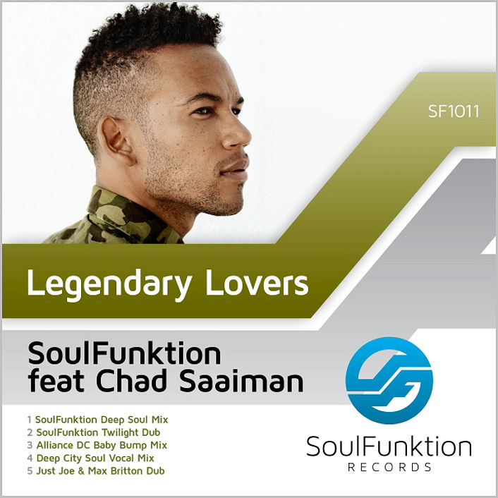 SoulFunktion feat. Chad Saaiman : Legendary Lovers
