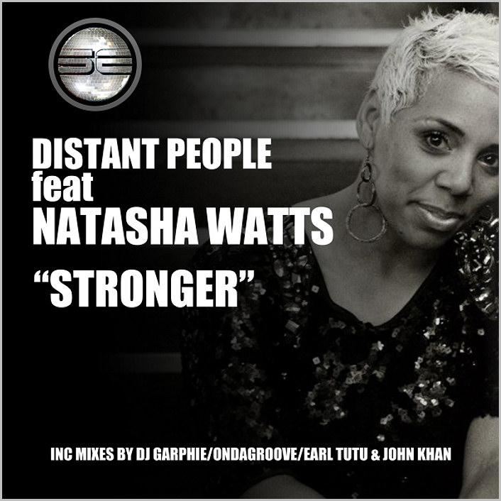 Distant People feat. Natasha Watts : Stronger
