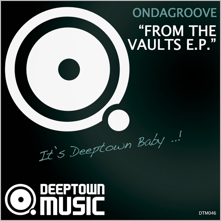 Ondagroove : From The Vaults E.P.