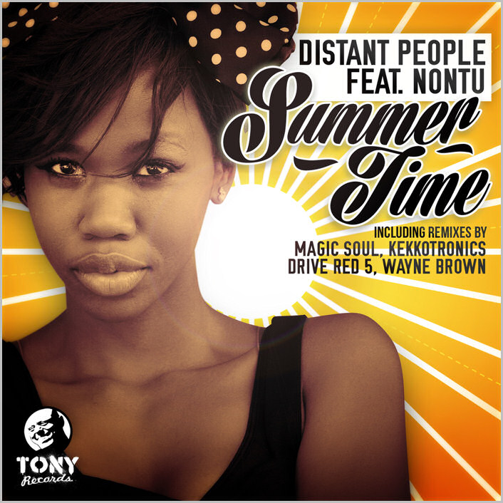 Distant People feat. Nontu : Summer Time