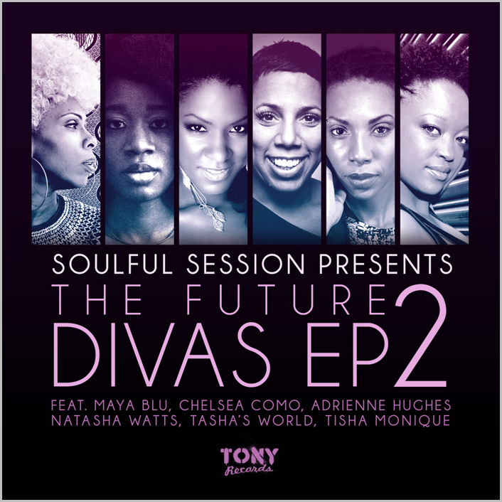 Soulful Session : The Future Divas EP 2