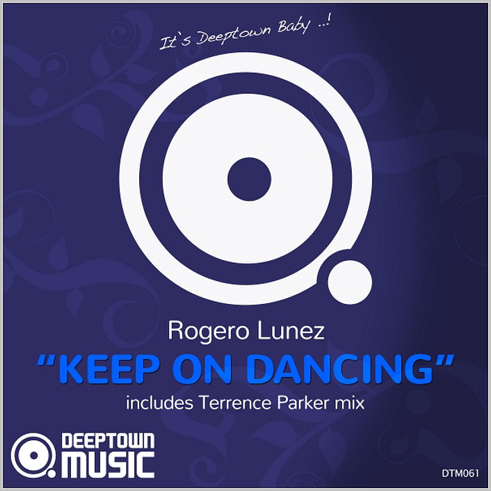 Rogero lunez keep on dancing classic house deep house for Classic deep house mix