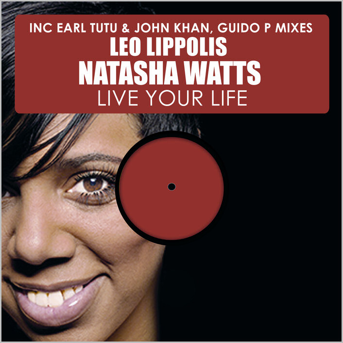 Leo Lippolis feat. Natasha Watts : Live Your Life