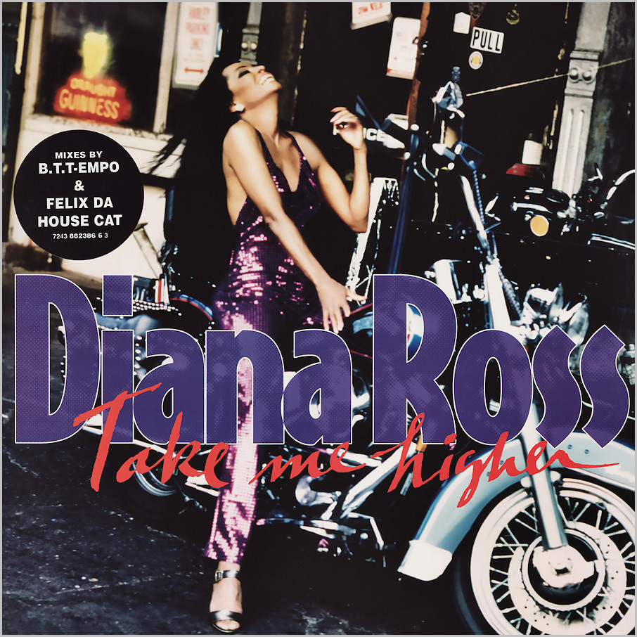 Diana Ross : Take Me Higher (T-empo / Brian Transeau)