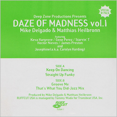 Daze Of Madness vol.1
