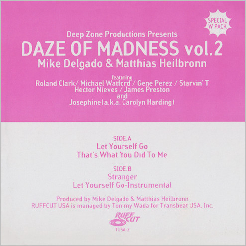 Daze Of Madness vol.2