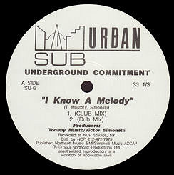 Underground Committment : I Know A Melody