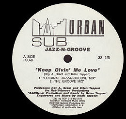 Jazz N Groove - Keep Givin' Me Love