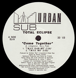 Total Eclipse - Come Together