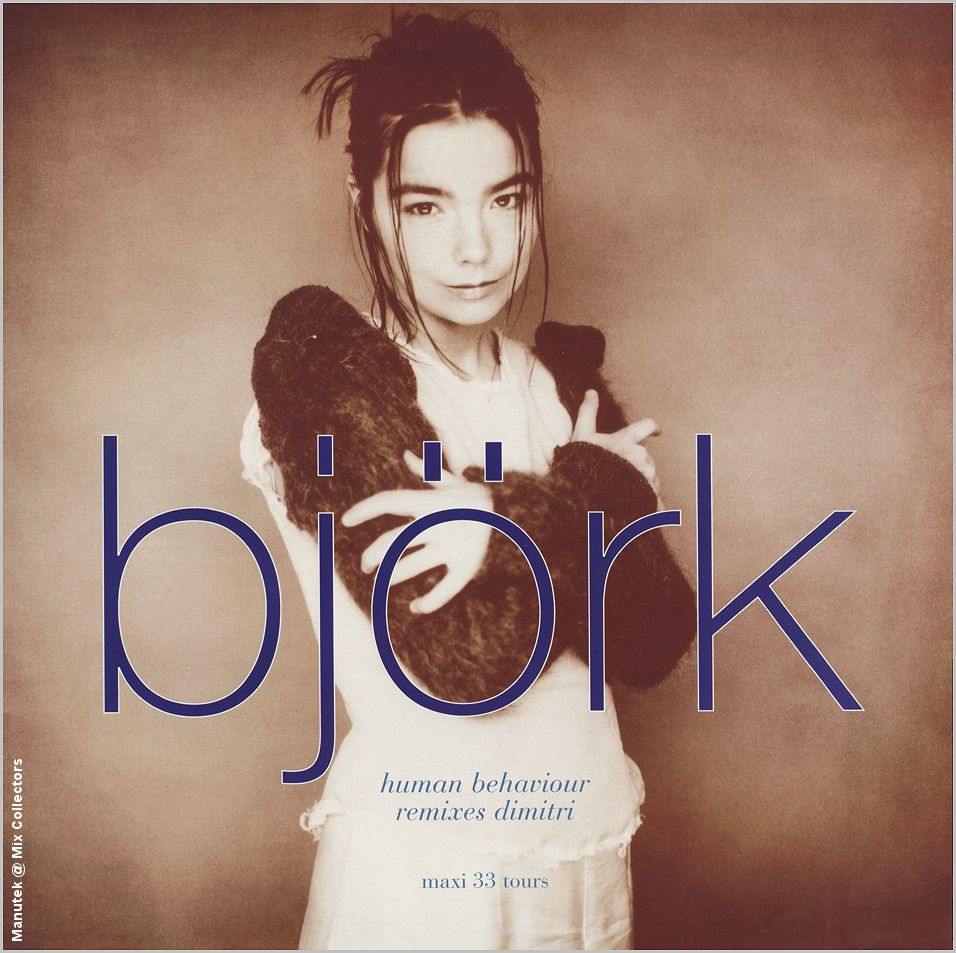 Bjork : Human Behaviour (Dimitri)